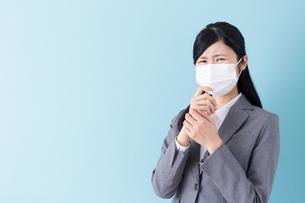 日本人ビジネスウーマンの写真素材 [FYI04653733]