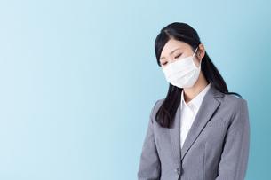 日本人ビジネスウーマンの写真素材 [FYI04653736]