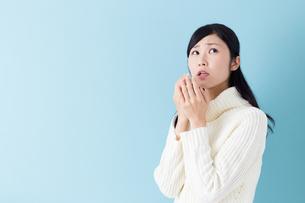日本人女性の写真素材 [FYI04653746]