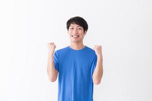 日本人男性の写真素材 [FYI04653890]