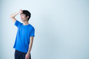 日本人男性の写真素材 [FYI04653910]