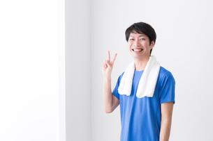 日本人男性の写真素材 [FYI04653924]