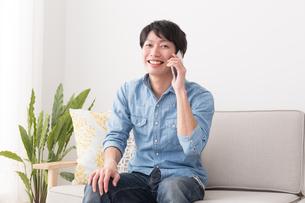 日本人男性の写真素材 [FYI04654034]