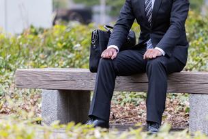 日本人ビジネスマンの写真素材 [FYI04654062]