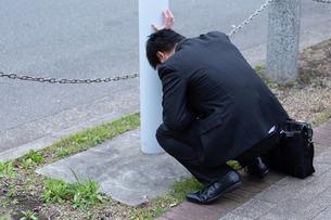 日本人ビジネスマンの写真素材 [FYI04654085]