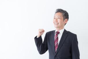 日本人シニアビジネスマンの写真素材 [FYI04654177]