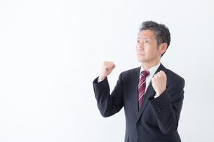 日本人シニアビジネスマンの写真素材 [FYI04654180]