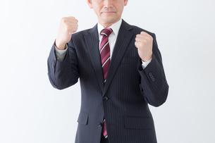 日本人シニアビジネスマンの写真素材 [FYI04654182]