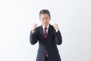 日本人シニアビジネスマンの写真素材 [FYI04654191]
