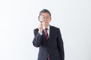 日本人シニアビジネスマンの写真素材 [FYI04654253]