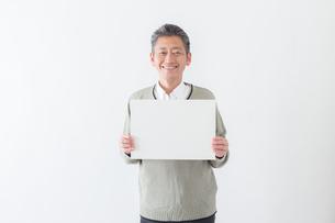 日本人男性シニアの写真素材 [FYI04654514]