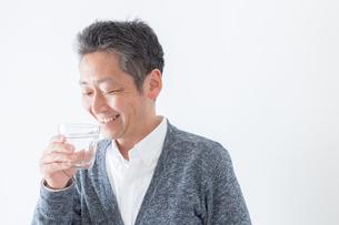 日本人男性シニアの写真素材 [FYI04654616]