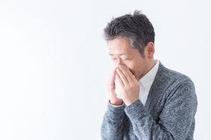 日本人男性シニアの写真素材 [FYI04654628]