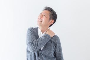 日本人男性シニアの写真素材 [FYI04654630]