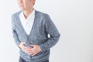 日本人男性シニアの写真素材 [FYI04654649]