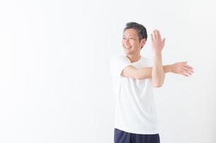 日本人男性シニアの写真素材 [FYI04654736]