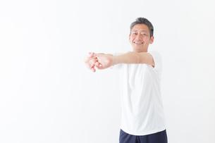 日本人男性シニアの写真素材 [FYI04654742]