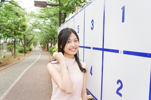選挙イメージの写真素材 [FYI04657129]