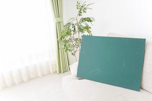 黒板の写真素材 [FYI04657665]