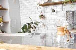 キッチン 食器イメージの写真素材 [FYI04657714]