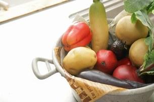 キッチン 食器イメージの写真素材 [FYI04657722]