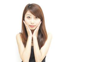 日本人女性の写真素材 [FYI04658036]
