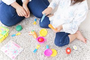 子供 おもちゃ 遊びの写真素材 [FYI04658230]