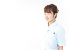 看護師 笑顔の写真素材 [FYI04658603]