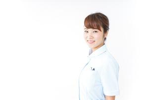 看護師 笑顔の写真素材 [FYI04658605]