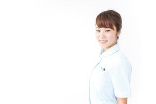看護師 笑顔の写真素材 [FYI04658606]