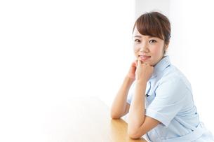 看護師 笑顔の写真素材 [FYI04658607]