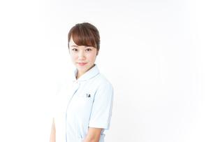 看護師 笑顔の写真素材 [FYI04658616]