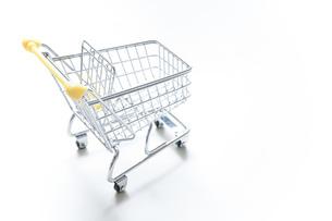 ショッピングカートの写真素材 [FYI04659290]