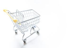 ショッピングカートの写真素材 [FYI04659298]