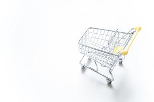ショッピングカートの写真素材 [FYI04659300]