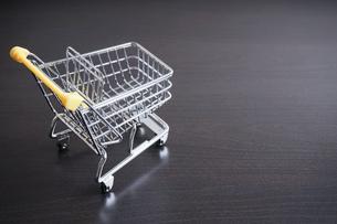ショッピングカートの写真素材 [FYI04659301]