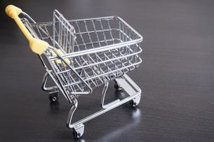ショッピングカートの写真素材 [FYI04659302]
