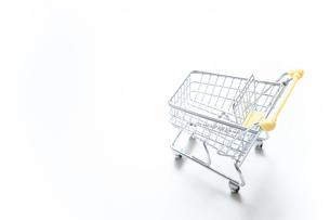 ショッピングカートの写真素材 [FYI04659303]