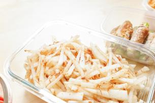作り置き・常備菜・お弁当の写真素材 [FYI04659392]