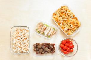 作り置き・常備菜・お弁当の写真素材 [FYI04659395]