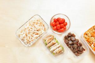 作り置き・常備菜・お弁当の写真素材 [FYI04659408]