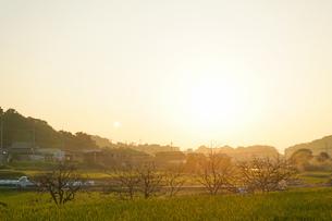 田舎 風景の写真素材 [FYI04659632]