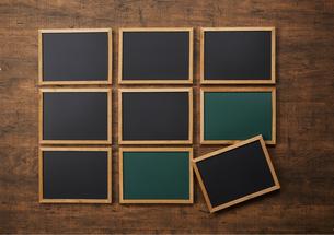 黒板の写真素材 [FYI04659925]