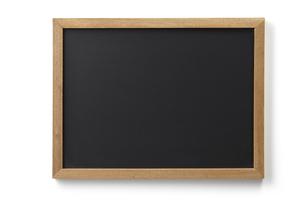 黒板(バック飛ばし、影イキ)の写真素材 [FYI04659926]