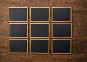 黒板の写真素材 [FYI04659927]