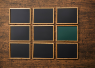 黒板の写真素材 [FYI04659939]