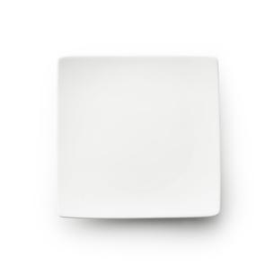 スクエアプレート (square plate)の写真素材 [FYI04660055]