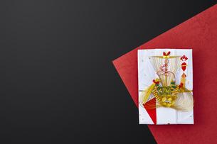 熨斗袋 (Japanese gift-Money envelopes)の写真素材 [FYI04660177]