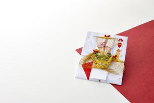 熨斗袋 (Japanese gift-Money envelopes)の写真素材 [FYI04660181]