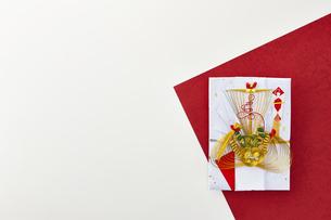 熨斗袋 (Japanese gift-Money envelopes)の写真素材 [FYI04660184]